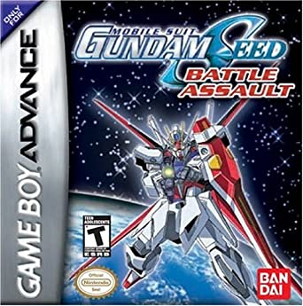 Mobile Suit Gundam Seed Battle Assault stats facts