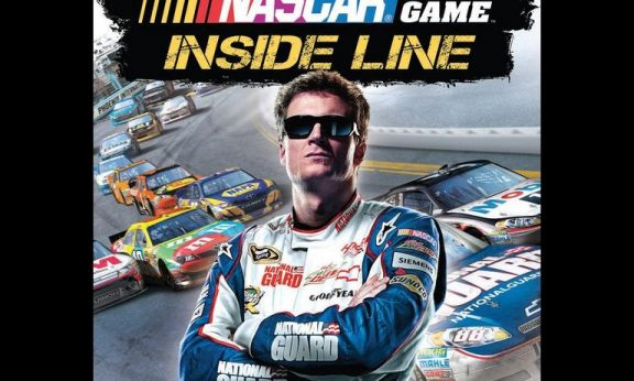 NASCAR The Game Inside Line stats facts