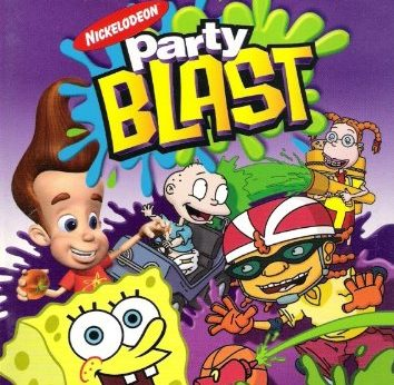 Nickelodeon Party Blast stats facts