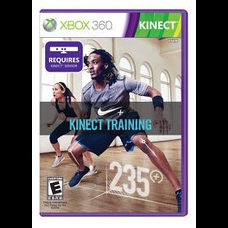 Nike+ Kinect Training stats facts
