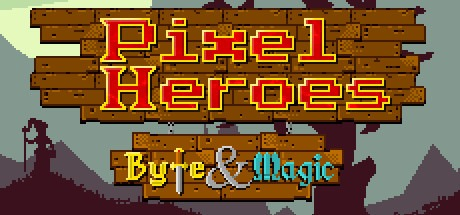 Pixel Heroes Byte & Magic stats facts