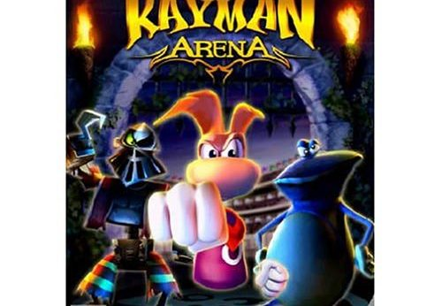 Rayman M Arena stats facts