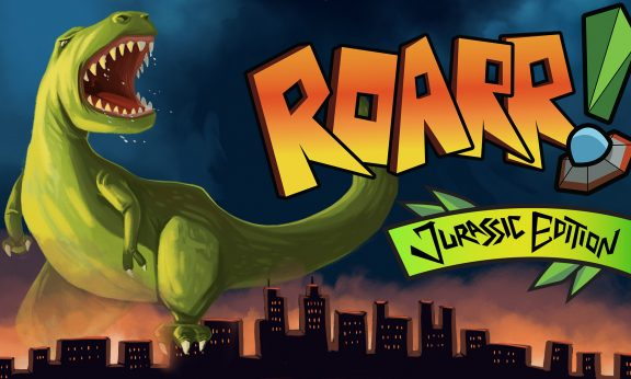 Roarr Jurassic Edition stats facts
