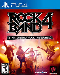 Rock Band 4 stats facts
