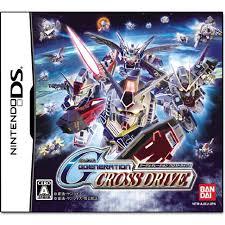 SD Gundam G Generation Cross Drive stats facts