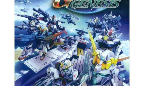 SD Gundam G Generation Genesis stats facts