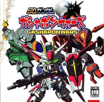 SD Gundam Gashapon Wars stats facts