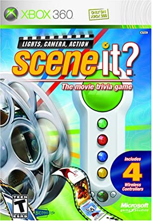 Scene It Lights, Camera, Action stats facts