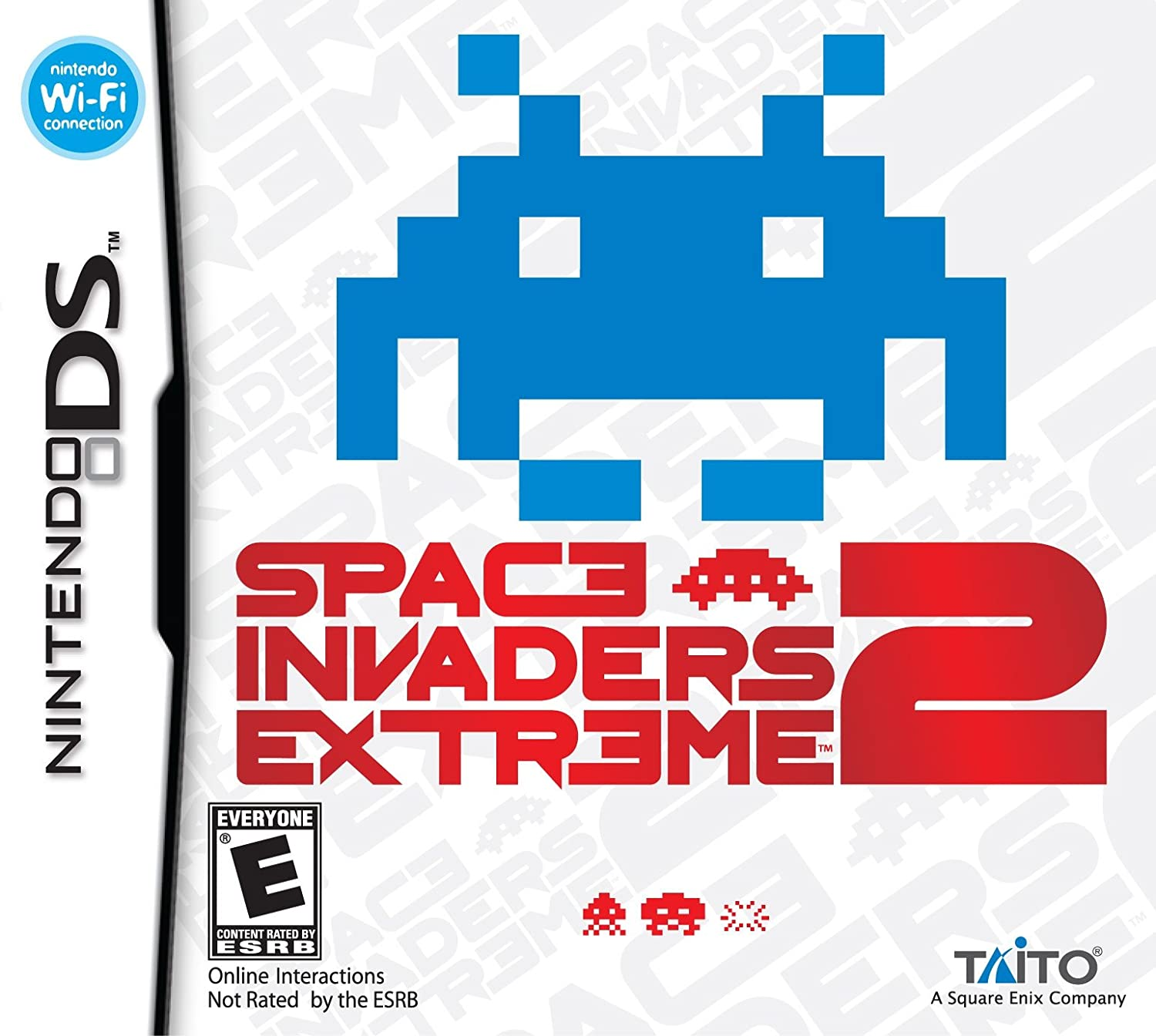 Space Invaders Extreme 2 stats facts