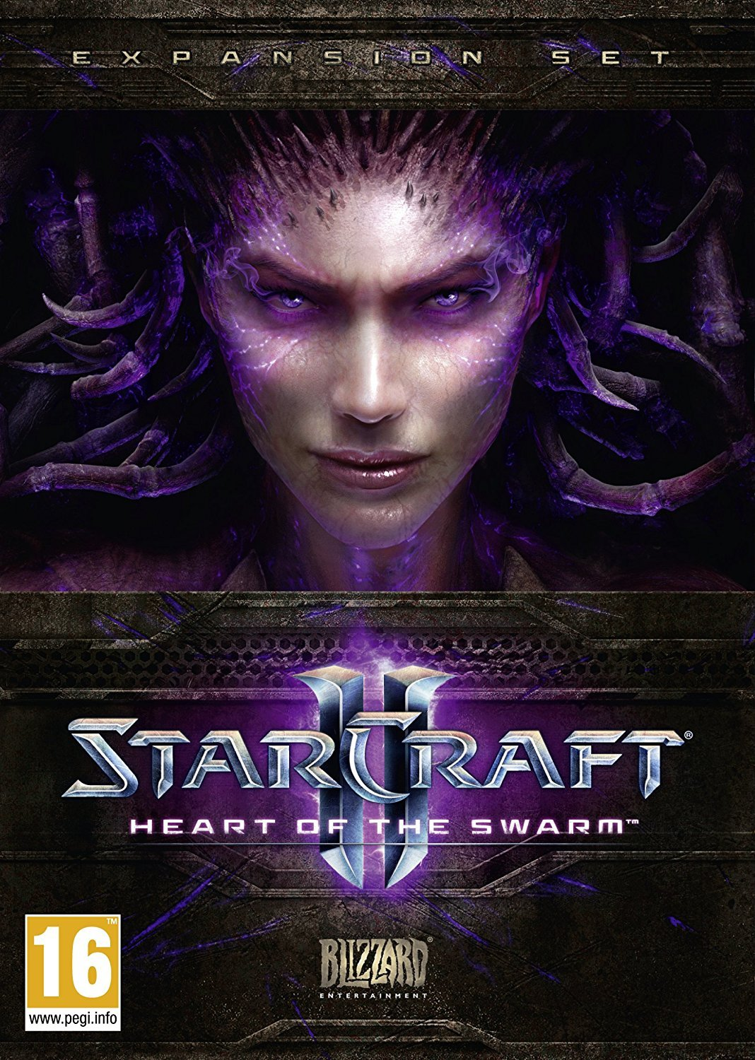 StarCraft II Heart of the Swarm stats facts
