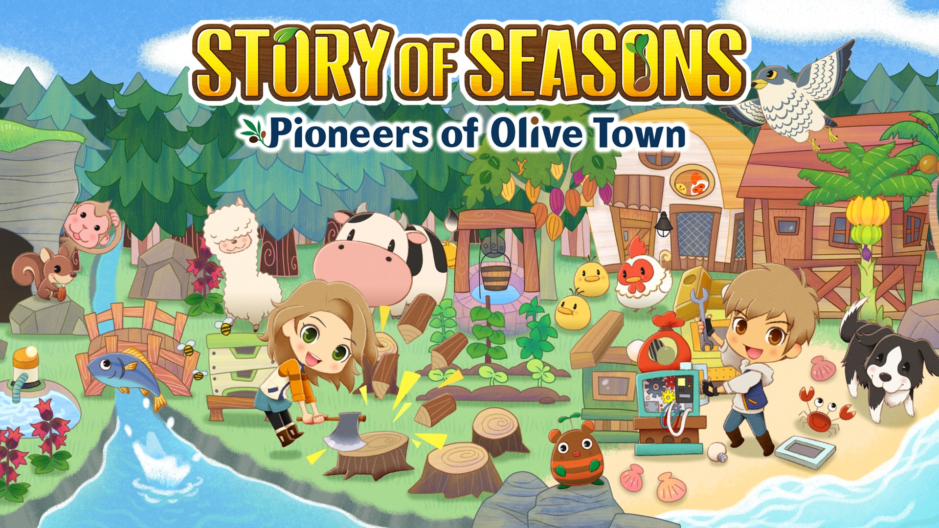 Story of Seasons Pioneers of Olive Town stats facts