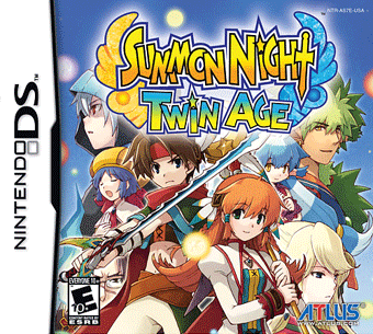 Summon Night Twin Age stats facts
