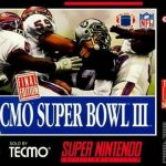 Tecmo Super Bowl III: Final Edition