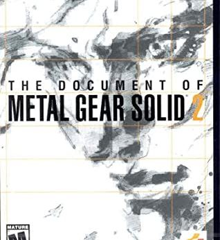 The Document of Metal Gear Solid 2 stats facts