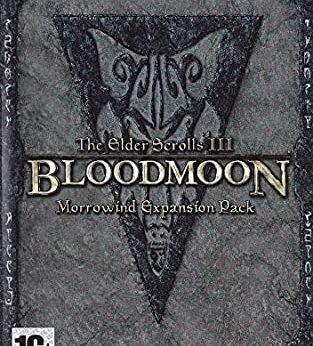 The Elder Scrolls III Bloodmoon stats facts