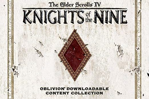 The Elder Scrolls IV Knights of the Nine stats facts
