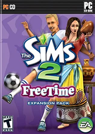 The Sims 2 FreeTime stats facts