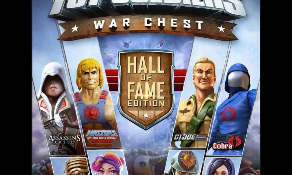 Toy Soldiers War Chest stats facts