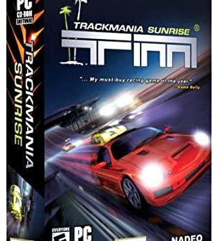 TrackMania Sunrise stats facts