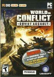 World in Conflict Soviet Assault stats facts