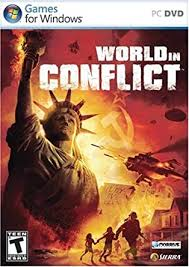 World in Conflict stats facts