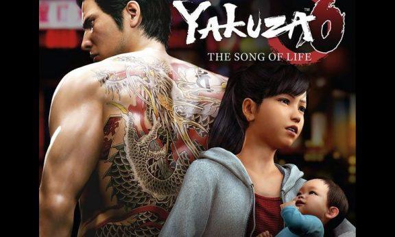Yakuza 6 The Song of Life stats facts