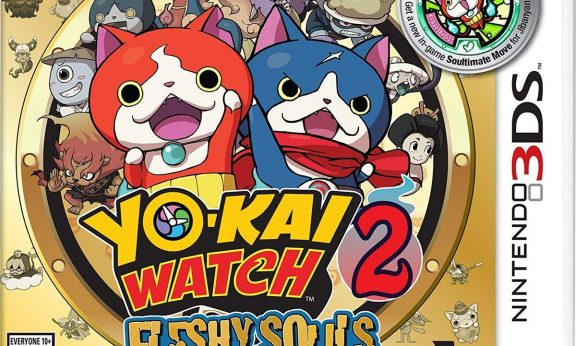 Yo-kai Watch 2 stats facts