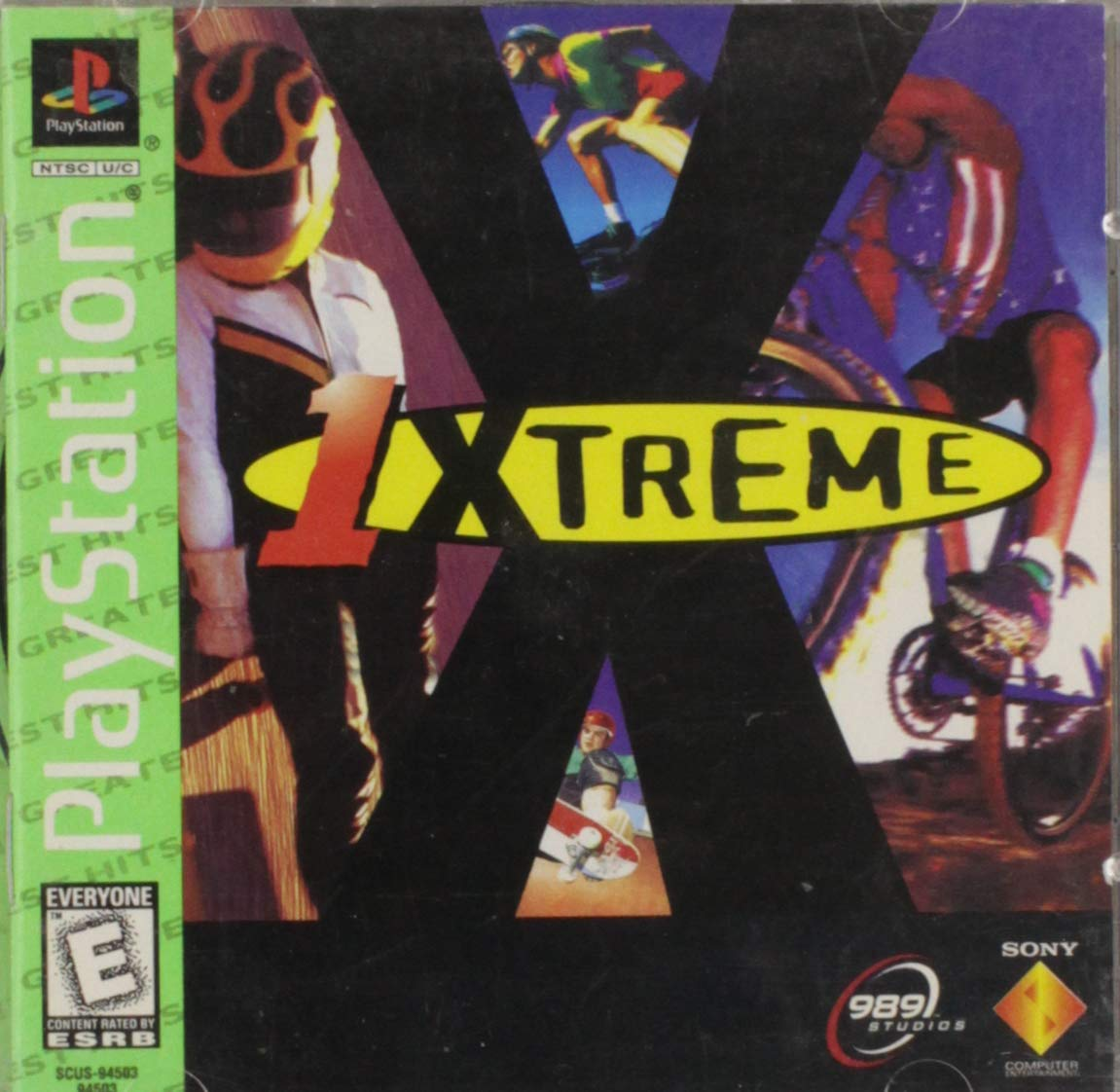 1Xtreme stats facts