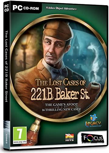 221B Baker Street stats facts