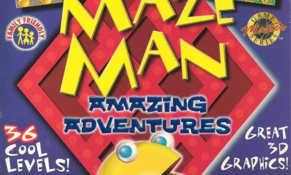 3D Maze Man Amazing Adventures stats facts