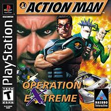 Action Man Operation Extreme stats facts
