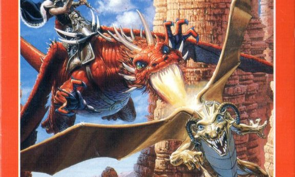 Advanced Dungeons Dragons DragonStrike stats facts