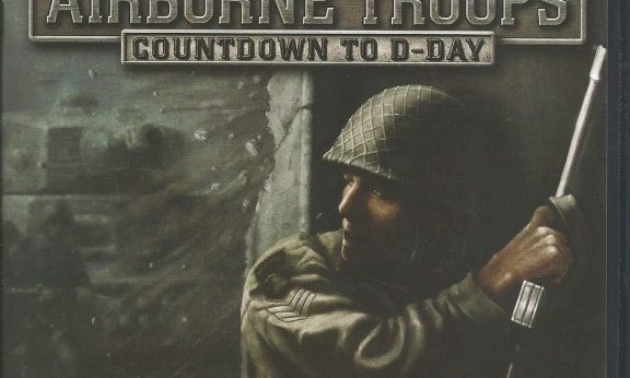 Airborne Troops Countdown to D-Day stats facts