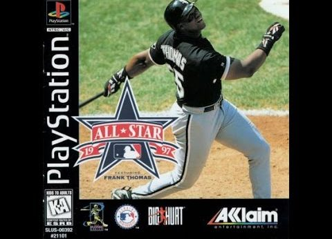 All-Star 1997 featuring Frank Thomas stats facts