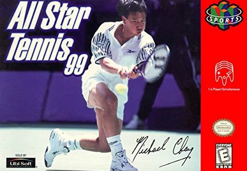 All Star Tennis '99 stats facts