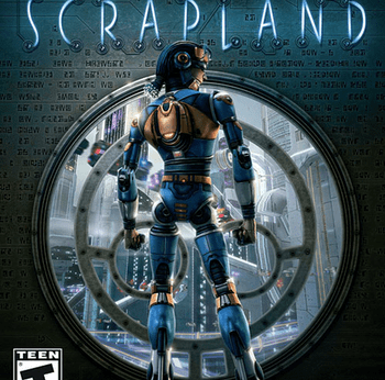 American McGee Presents Scrapland stats facts