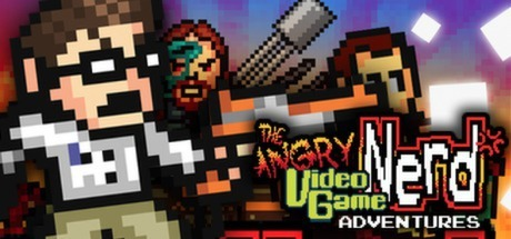 Angry Video Game Nerd Adventures stats facts
