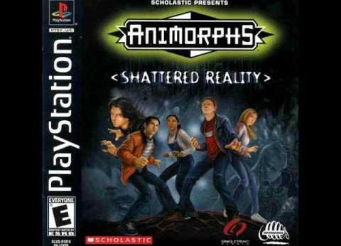 Animorphs Shattered Reality stats facts