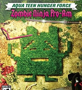Aqua Teen Hunger Force Zombie Ninja Pro-Am stats facts