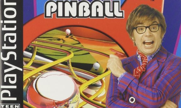 Austin Powers Pinball stats facts