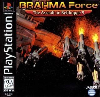 BRAHMA Force The Assault on Beltlogger 9 stats facts