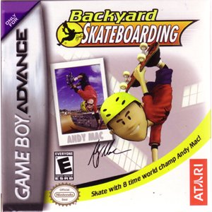 Backyard Skateboarding stats facts