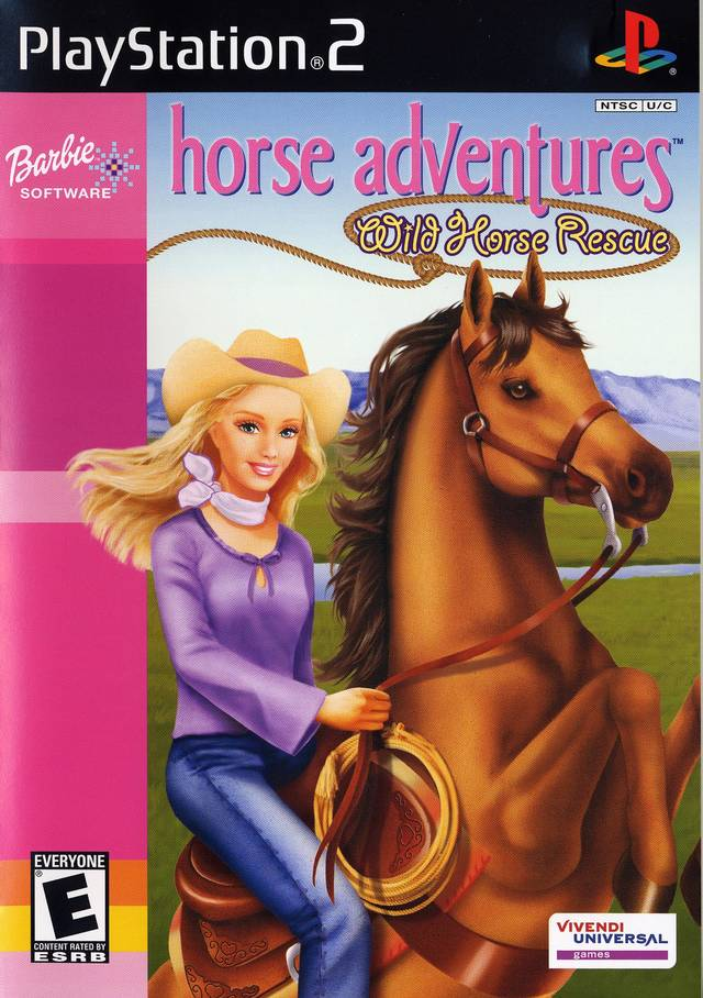 Barbie Horse Adventures Wild Horse Rescue stats facts