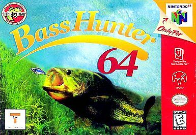 Bass Hunter 64 stats facts