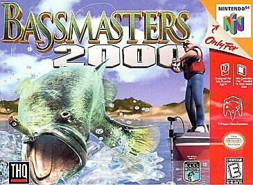 Bass Masters 2000 stats facts