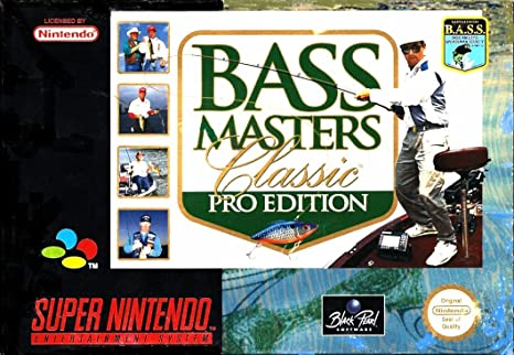 Bass Masters Classic Pro Edition stats facts