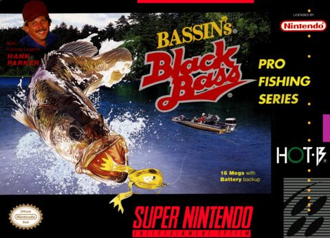 Bassin's Black Bass with Hank Parker stats facts