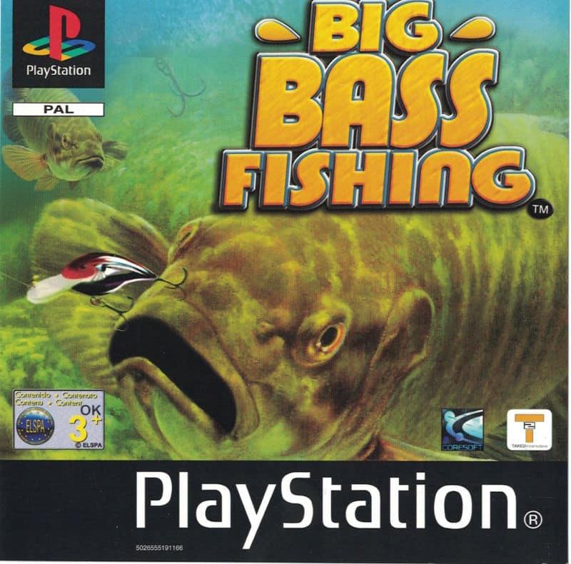 Big Bass Fishing stats facts
