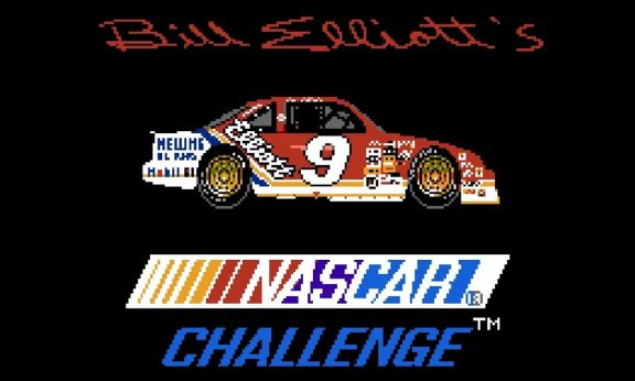 Bill Elliott's NASCAR Challenge stats facts