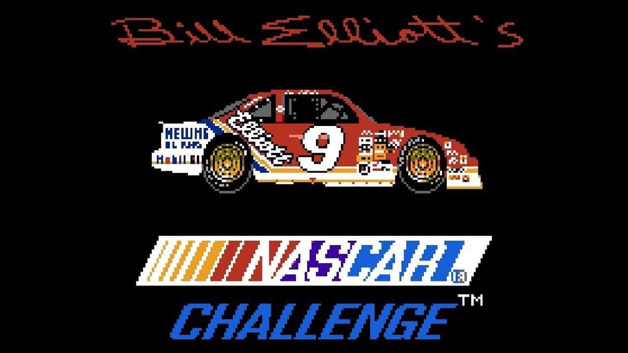 Bill Elliott's NASCAR Challenge stats facts